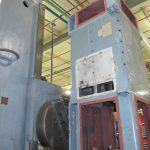Machining of 1250HP DC Motor Feet