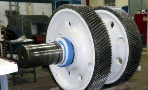 mechanical gear refurbishment