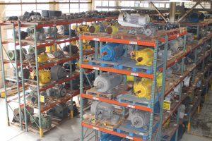 Motor Storage Program